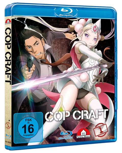 Cop Craft BluRay Vol. 1