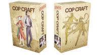 Cop Craft BluRay Vol. 1-4 Bundle mit Hardcover-Schuber