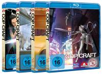 Cop Craft BluRay Vol. 1-4 Bundle