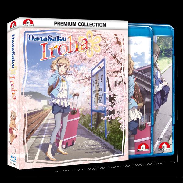 Hanasaku Iroha TV-Serie - Box 1 - Blu-ray