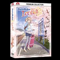 Hanasaku Iroha TV-Serie - Box 1 - DVD
