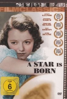 A Star Is Born - Ein Stern geht auf In der Hauptrolle Janet Gaynor, Frederic March und Adolphe Menjou (2013)