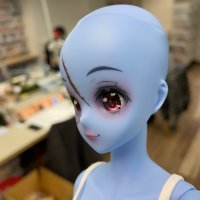 Smart Doll – Anomaly (blue)