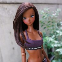 Smart Doll – Majesty (cocoa)