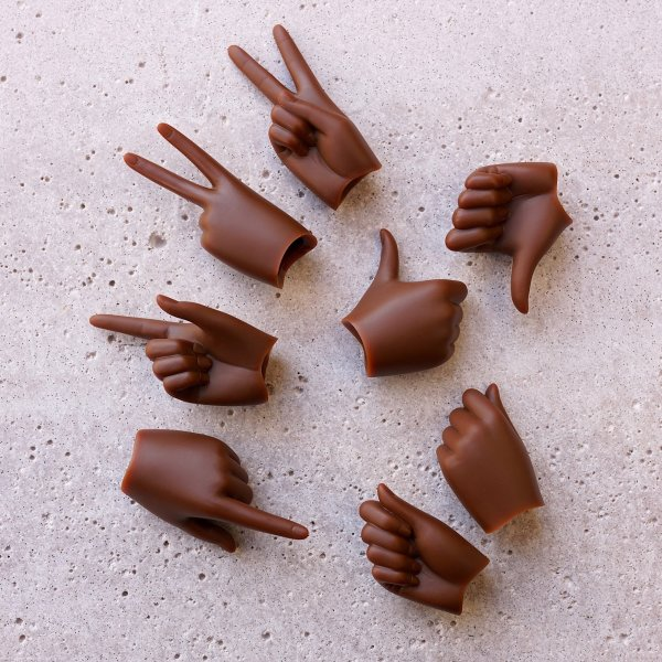 Option Part – hand pack 1 (cocoa)