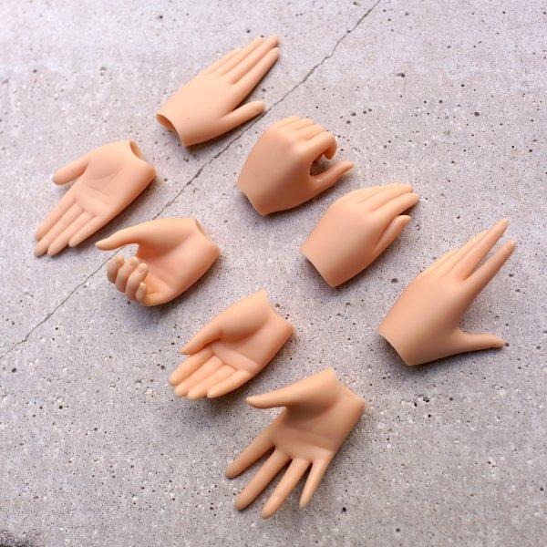 Option Part – hand pack 2 (cinnamon)