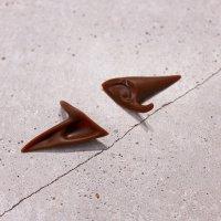 Option Part – elf ears (cocoa)