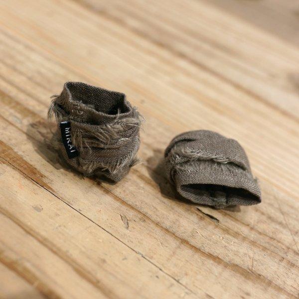 Foot – Boot Cuffs (Brown)