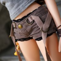 Bottom – Cargo Shorts