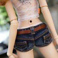 Bottom – Hiroshima Short Jeans