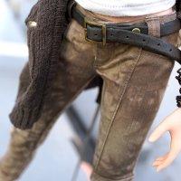 Bottom – Slim Mura Pants