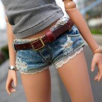 Bottom – Tokyo Short Jeans