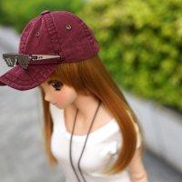 Misc – Baseball Cap (Wine Red)