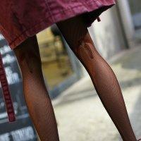 Inner – Stockings (Red Earth)