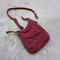 Misc – Scavenger Satchel Bag (Wine Red)