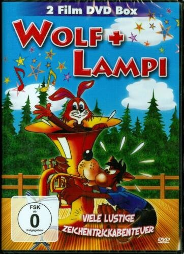 Wolf + Lampi - Cartoon Folge 1