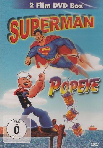 Superman / Popeye In der Hauptrolle Superman und Popeye (2013)