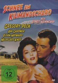 Schnee am Kilimandscharo In der Hauptrolle Gregory Peck, Ava Gardner und Hildegard Knef (2012)