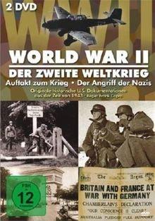 Der Zweite Weltkrieg - Auftakt zum Krieg / Der Angriff der Nazis - 2 DVD In der Hauptrolle Ww2 (2011)