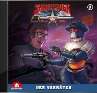 Saber Rider Hörspiel 03 - Der Verräter