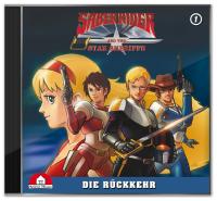 Saber Rider Hörspiel 01 - Die Rückkehr