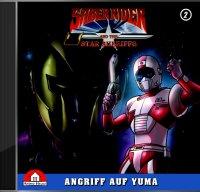 Saber Rider Hörspiel 02 - Angriff auf Yuma