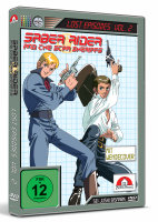 Saber Rider - Lost Episodes Vol 2