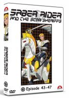 Saber Rider Vol 09 (FSK 12)