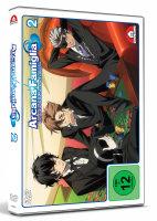 Arcana Famiglia 02 DVD