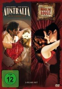Australia / Moulin Rouge [2 DVDs] (2008) In der Hauptrolle Kylie Minogue und David Wenham - Dolby