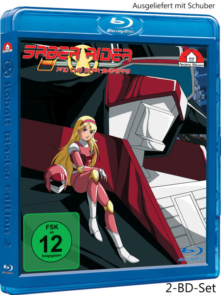 Saber Rider Kobalt Blaster Ed. 02