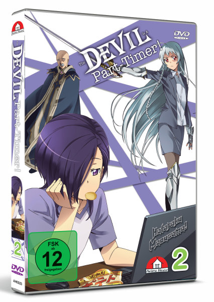 The Devil is a Part-Timer 2 DVD