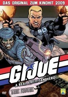 G.I. Joe - Der Original Zeichentrick Kinofilm